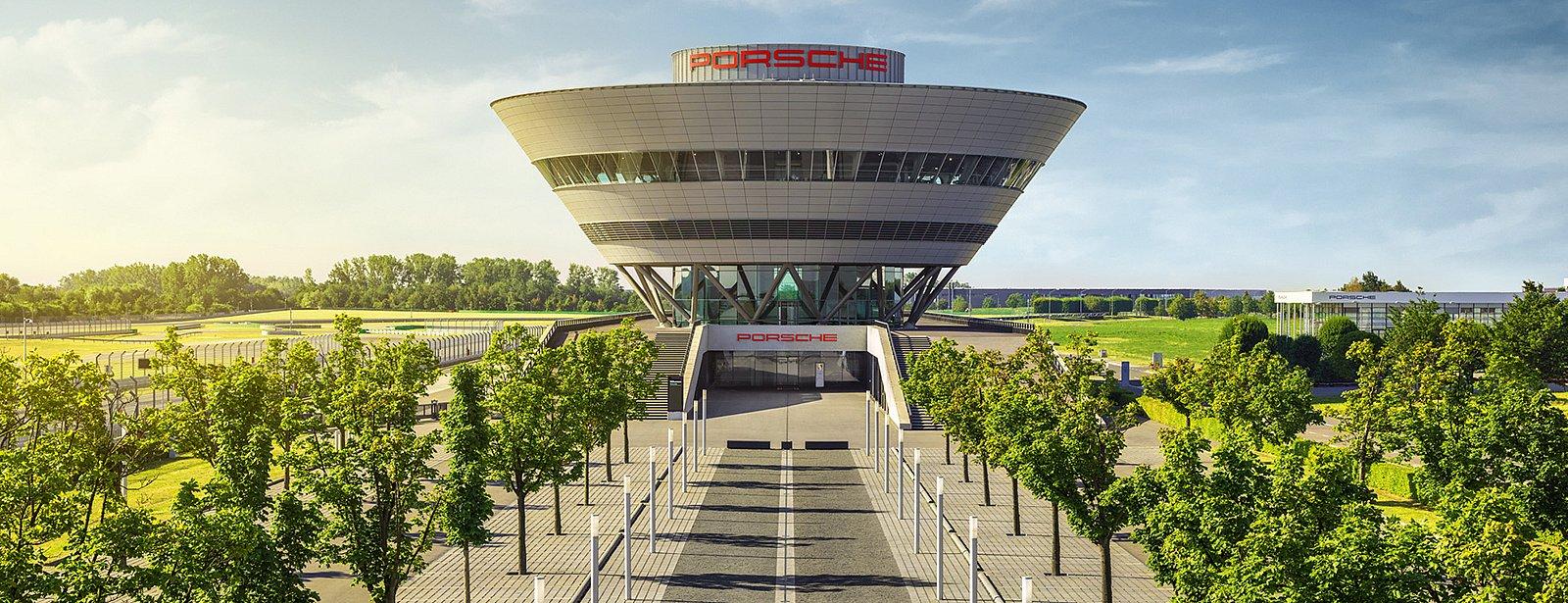 Porsche Location Leipzig